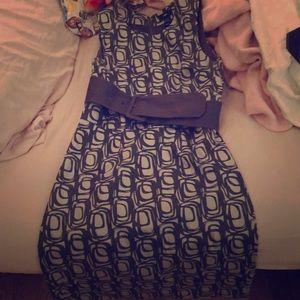 H&M mid length dress